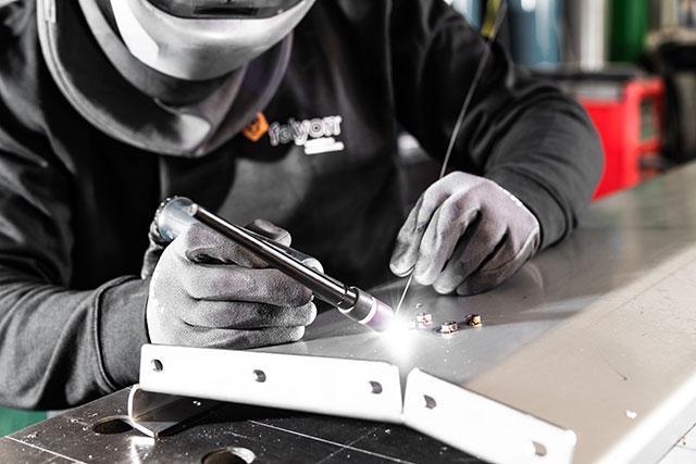 rvs, aluminium, staal lassen felyon