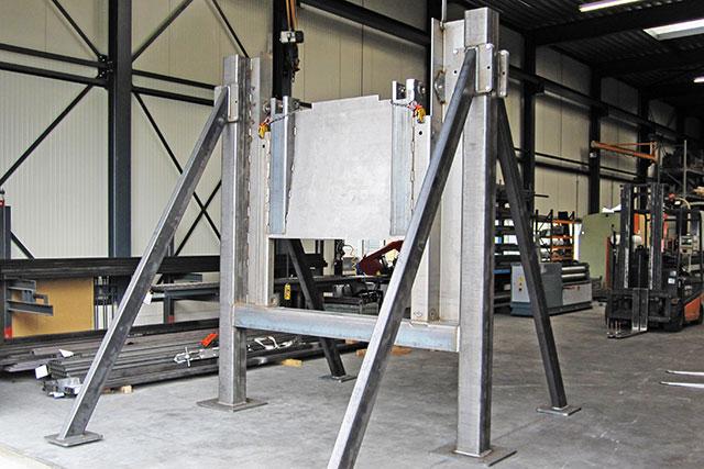 framebouw rvs, aluminium, staalframebouw felyon