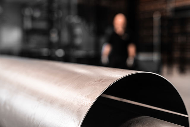cnc rvs aluminium staal walsen