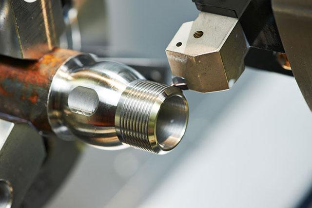 verspanen van aluminium, rvs, staal
