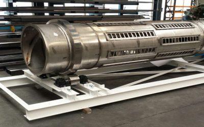 Felyon levert delen wasinstallatie straalgrit Abu Dhabi