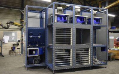 Afzuigsystemen op maat voor de industrie