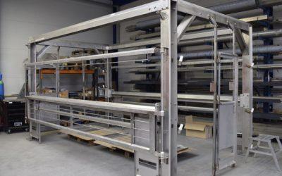 Machinebeveiliging voor de voedingssector