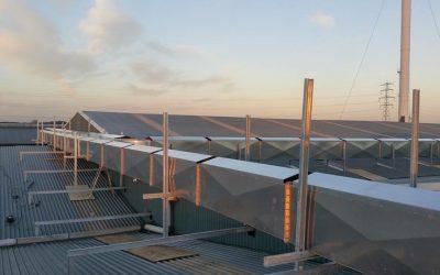 Metaalbewerking: aluminium kanaalwerk