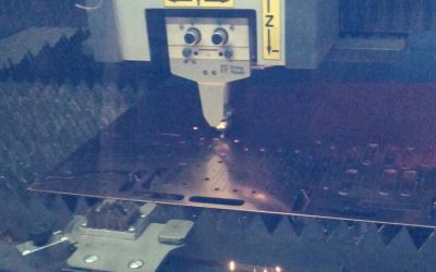 Lasersnijden koper, messing en aluminium