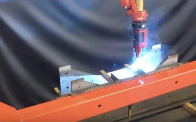 Video 1 lasrobot Felyon Metaaltechniek