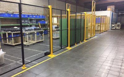 Machinehekwerken voor optimale beveiliging en afscherming